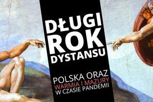 Rok temu zaczęła się w Polsce pandemia [ZDJĘCIA, VIDEO]