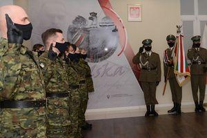 12 nowych funkcjonariuszy dołączyło do Warmińsko-Mazurskiego Oddziału Straży Granicznej