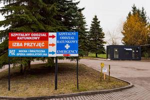 Szpital w Bartoszycach nie planuje wstrzymania planowych przyjęć