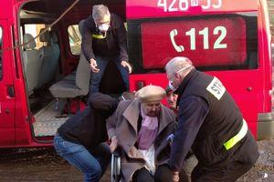 Strażacy z terenu powiatu działdowskiego wspierają ogólnopolską akcję #SzczepimySię przeciw COVID-19