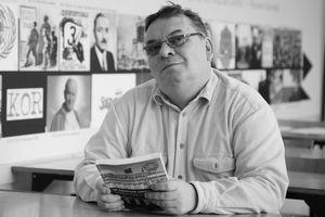 Nie żyje Henryk Falkowski. Olsztyński historyk przegrał walkę z chorobą