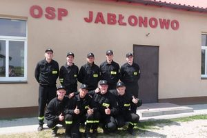 Wybieramy najpopularniejszą OSP w powiecie: OSP Jabłonowo