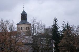 Zegar na kościelnej wieży znów będzie odmierzał czas