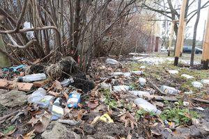 Czytelnicy pytają: dlaczego w Olsztynie nikt nie sprząta śmieci?