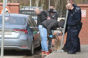 Policja ma mężczyznę podejrzewanego o zniszczenie dziecięcych grobów