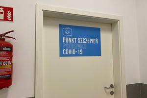 Trwa akcja szczepień w szpitalu wojskowym