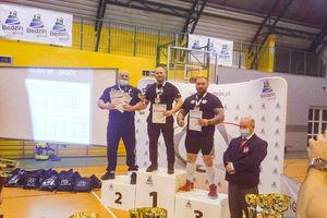 Marek Makarewicz zdobył III miejsce w Pucharze Polski w Będzinie