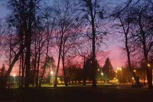 E-gazeta za zdjęcie. Zachód słońca w Lidzbarku Warmińskim [ZDJĘCIA]