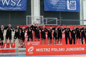 Najlepsi juniorzy są z Olsztyna