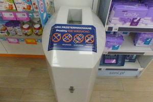 W tych aptekach oddasz przeterminowane leki