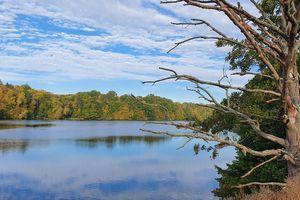 Jezioro Pierzchały: wspomnienie lata