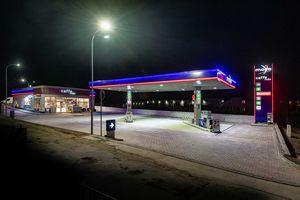 Z MOYĄ na Mazury - nowa stacja paliw w Iławie