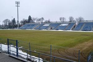 Ostródzkie stadiony nadają się już do gry i treningu