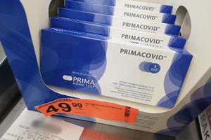 Test na koronawirusa i u nas można już kupić w dyskoncie. Kolejek nie ma [SONDA]