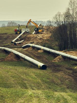 Gazociąg Polska – Litwa raport z realizacji inwestycji oraz ważne informacje dla właścicieli gruntów i rolników