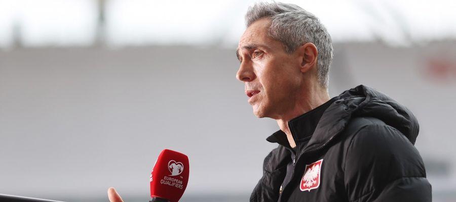 Paulo Sousa zatwierdził skład 26-osobowej reprezentacji na Euro 2020
