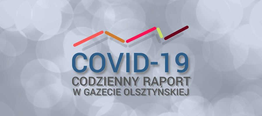 Koronawirus: Ponad 9 tysięcy nowych zakażeń w kraju. Na Warmii i Mazurach ponad 300