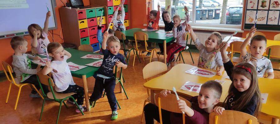 Przedszkolaki obchodziły Dzień Dentysty