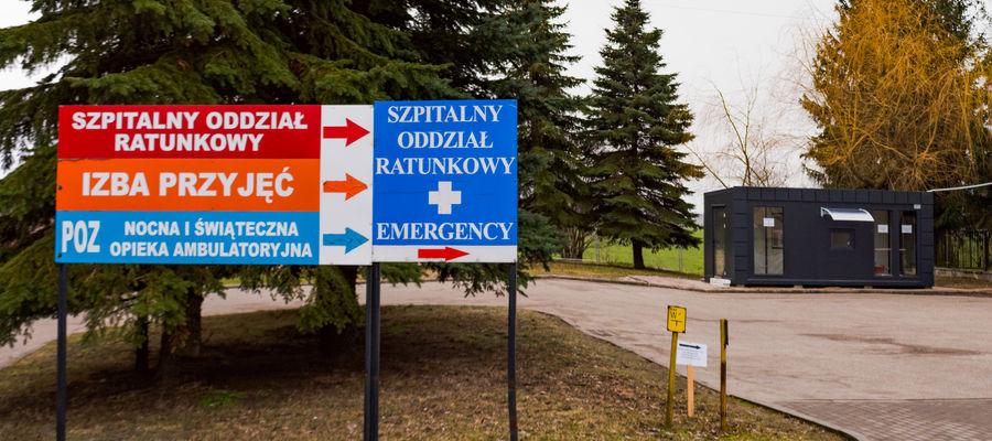 W bartoszyckim szpitalu można przyjąć dawkę przypominającą