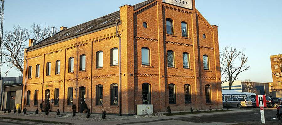 Elbląskie Centrum Integracji Społecznej znajduje się przy ul. Stawidłowej 3