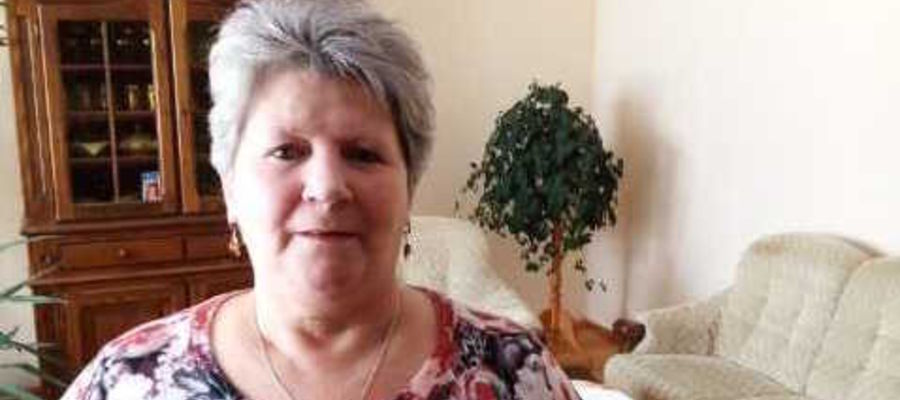 Jadwiga Święcka, sołtys wsi Piłaki Małe, została SuperSołtysem 2021 Powiatu Węgorzewskiego