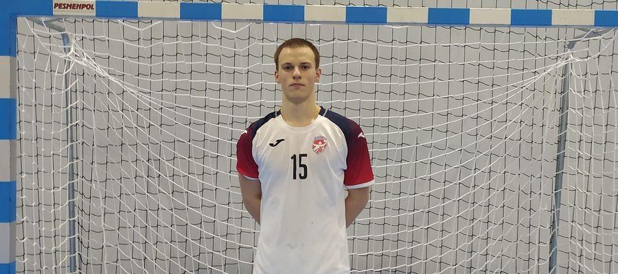 Zawodnik MDK Pasja Bartoszyce powołany do kadry narodowej.