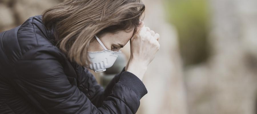 Co czwarta osoba, zapytana swój nastrój w czasie pandemii odpowiada, że obserwuje u siebie pogorszenie stanu psychicznego