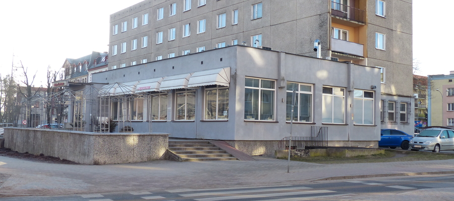 Do kradzieży doszło w czwartek (4 marca) w barze bistro przy ul. Kościuszki w Iławie
