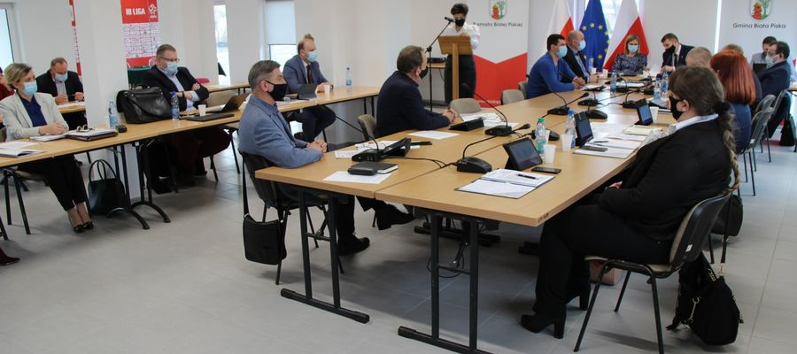 Uchwałę w sprawie wygaszenia mandatu burmistrz Beaty Sokołowskiej radni podjęli na sesji w dniu 1 marca br.