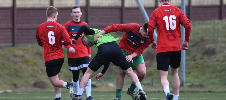 Ból sparingów przyniesie sukcesy w lidze?