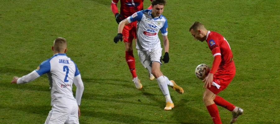 Piłkarze drugoligowego Sokoła Ostróda w środę powalczą o pierwsze zwycięstwo w tym toku
