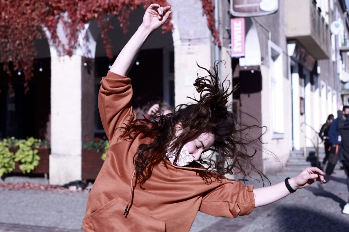 Beata Kulgajuk zaprasza na taneczny flash mob
