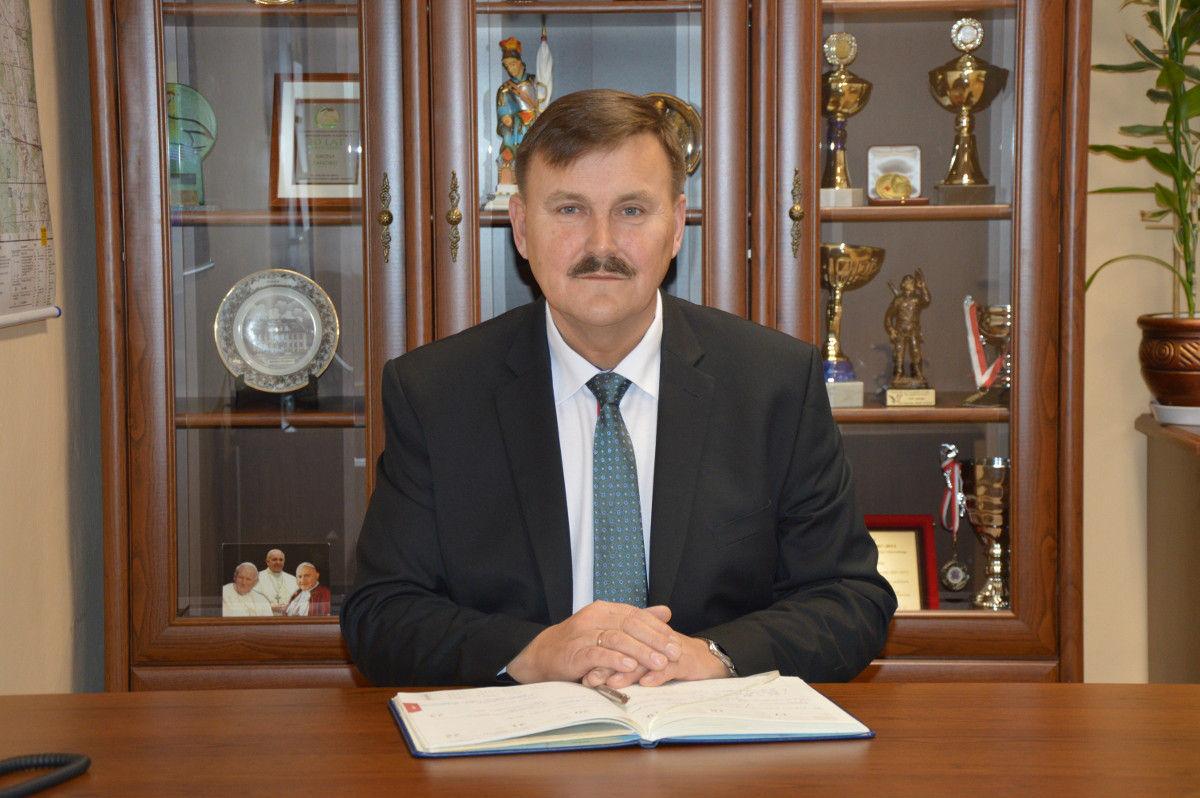 Grzegorz Napiwodzki, Wójt Gminy Janowo