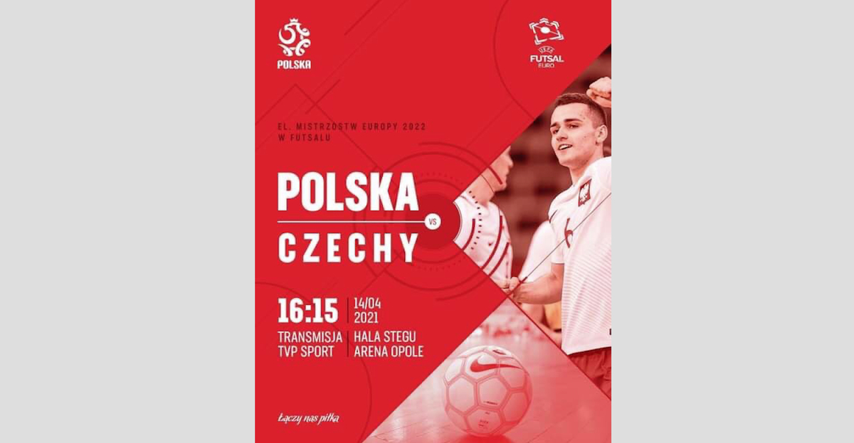 FUTSAL|| Tylko zwycięstwo nad Czechami da Polakom bezpośredni awans na ME - Lubawa