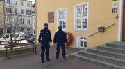 Pandemia. Policjanci z Górowa Iławeckiego otrzymali wsparcie