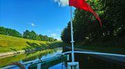 Rozpoczął się sezon na Kanale Elbląskim