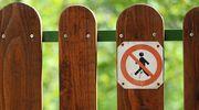 To już drugi nakaz/zakaz wydany wobec 70 – latki z Bartoszyc