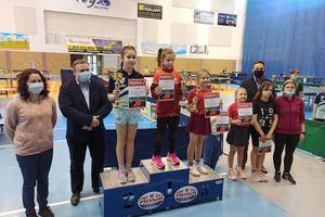 Zacięta rywalizacja w I WTK w tenisie stołowym w Olecku