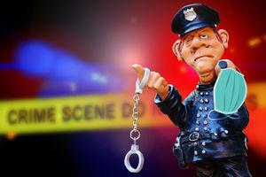 Ponownie policjanci zatrzymali osoby bez maseczek. Głupota...