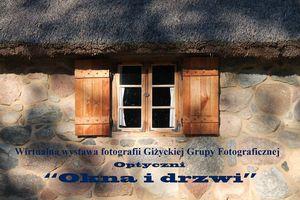 """Wirtualna galeria """"Okna i drzwi"""" w obiektywie OPTYCZNYCH"""