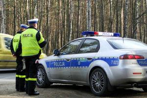 Świąteczny weekend na drogach powiatu działdowskiego. Nie obyło się bez interwencji policji
