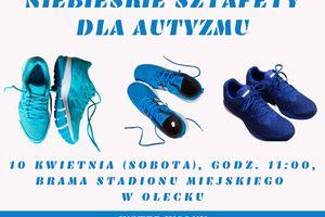 Niebieskie sztafety dla autyzmu