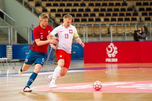 Lubawianie strzelają gole dla Polski! Zawodnicy Constractu z trafieniami w meczu z Czechami
