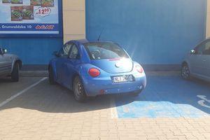 Karne zdjęcie za złe parkowanie [aktualizacja]