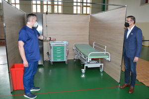 Prezydent Olsztyna: Brakuje szczepionek