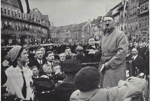 89 lat temu Adolf Hitler odwiedził Szczytno