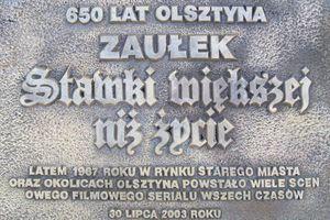"""Śladami """"Stawki większej niż życie"""". Gra terenowa harcerzy z Olsztyna"""