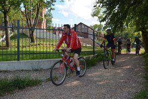 Burmistrz Olecka zaprasza na wyprawę rowerową Wiewiórczą Ścieżką