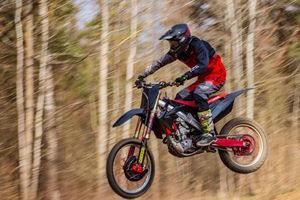 Sezon motocrossowy na giżyckim torze otwarty!
