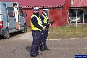 Olsztyńska drogówka ma nowe zabawki. We wrześniu policjanci ujawnili nimi ponad 330 wykroczeń